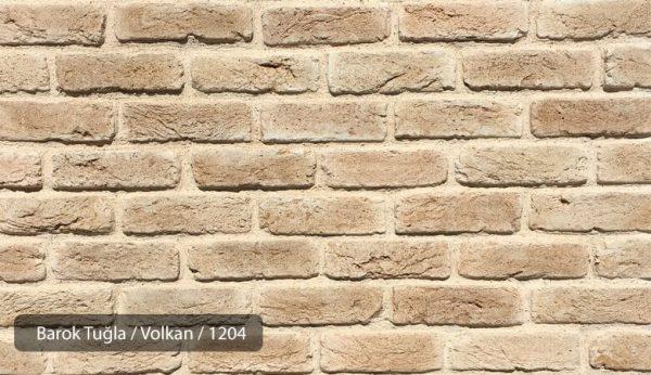 Dekorati Tuğla Duvar Kaplama Modeli