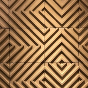 3D Beton Labirinto