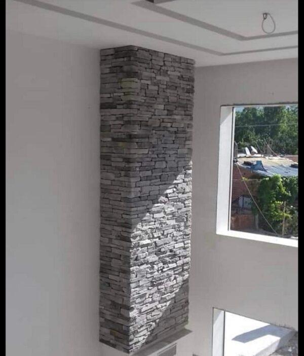 Herrera Duvar Taşı – Ceniza Dekoratif Taş Duvar Kaplama m2 Fiyatları