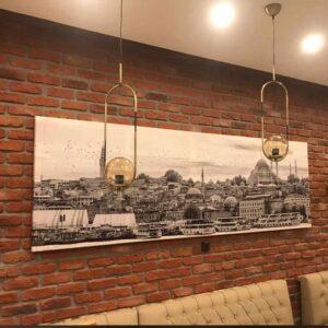 Ladrillo Loft Dekoratif Tuğla Görünümlü Fiber Polyester Duvar Kaplama Panelleri