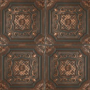 Alhambra Karo Panel – Argent Copper