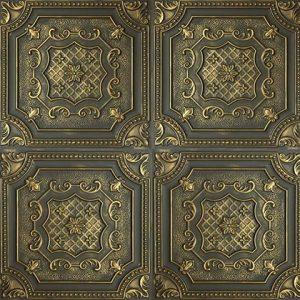 Alhambra Karo Panel – Argent Dorado