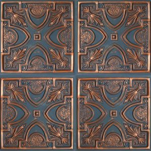 Apollo Tavan Karosu – Bluish Copper