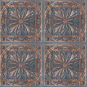 Lincoln Tavan Karosu – Bluish Copper