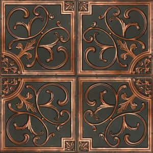 Mayon Karo Panel – Argent Copper