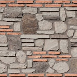 Pedras Taş Panel – Gris