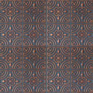 Piazza Tavan Karosu – Bluish Copper