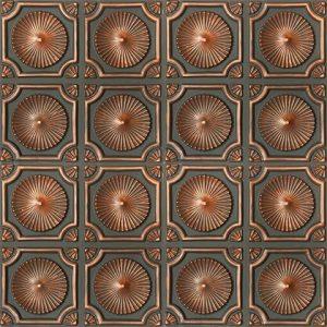 Quarter Tavan Paneli – Argent Copper