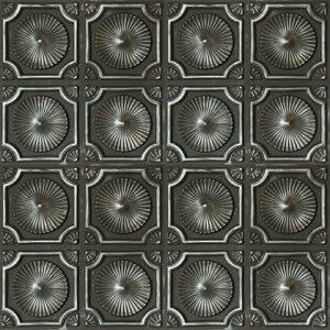 Quarter Tavan Paneli – Argent Noir