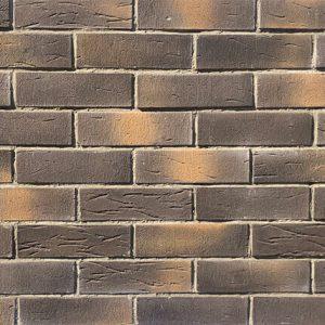 Rustic Tuğla Duvar – Gris