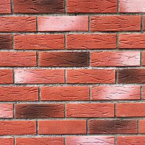 Rustic Tuğla Duvar – Red