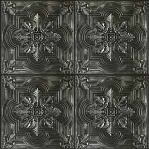 Savanna Karo Panel – Argent Noir