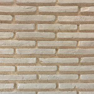 Sedir Tuğla Duvar – Beyaz