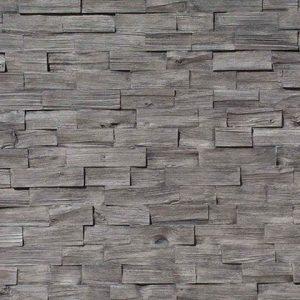 Wood Ahşap Panel – Antracite