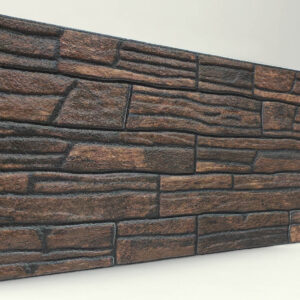 Irmak Kırma Taş Desenli Strafor Duvar Paneli