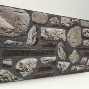 Kızılot Doğal Taş Desenli Strafor Duvar Paneli