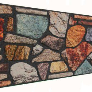 Cünbüş 120'lik Kayrak Taşı Desenli Strafor Duvar Paneli