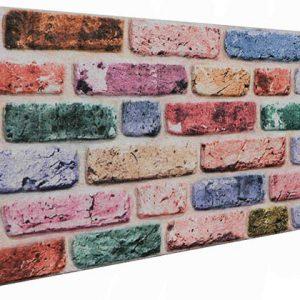 Ege Tuğla Desenli Strafor Duvar Paneli