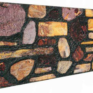 İnci Doğal Taş Desenli Strafor Duvar Paneli