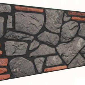Rumeli 120'lik Kayrak Taşı Desenli Strafor Duvar Paneli