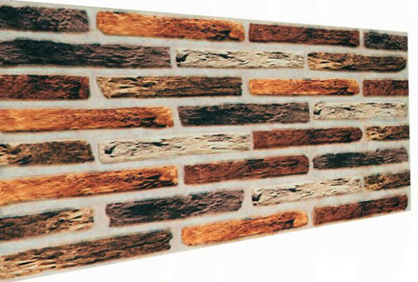 Strafor Tuğla Desenli Duvar Panelleri
