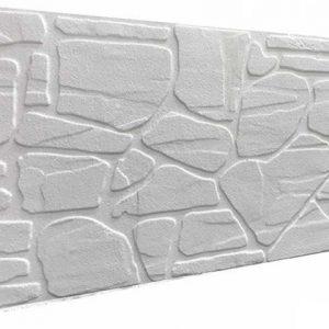 Söve 120'lik Kayrak Taşı Desenli Strafor Duvar Paneli
