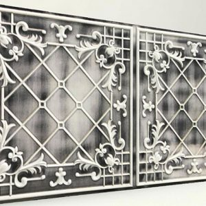 Sümbül Older Casablanca Karo Strafor Panel