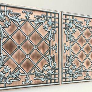 Sümbül Sweet Casablanca Karo Strafor Panel