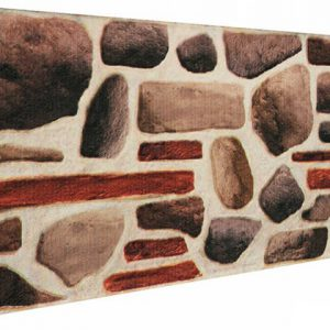 Yöre Doğal Taş Desenli Strafor Duvar Paneli