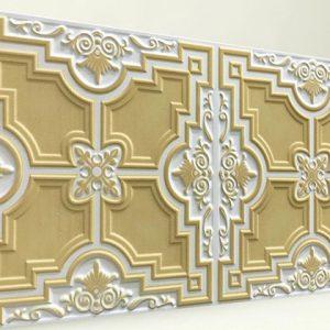 Zaferan Gold Luna Karo Strafor Panel