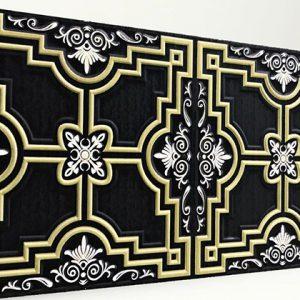 Zaferan Palace Luna Karo Strafor Panel