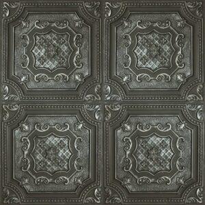 Vantage Argent Noir 0022