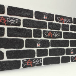 Beşiktaş Tuğla Desenli Strafor Duvar Paneli