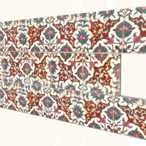 Medrese İnce Mermer Desenli Strafor Duvar Paneli